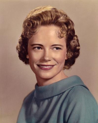 Marilyn Carol Howey Smith, 1938-2012