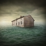 house floating