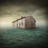 house floating